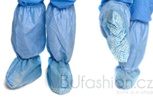 Ochranné návleky na boty - balení 100 ks