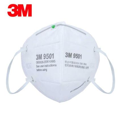 Respirátor 3M 9501, typ N95 / FFP2